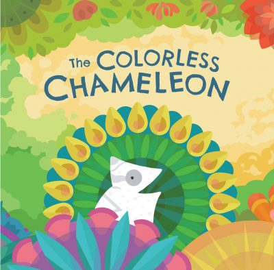 Featured Post: The Colorless Chameleon