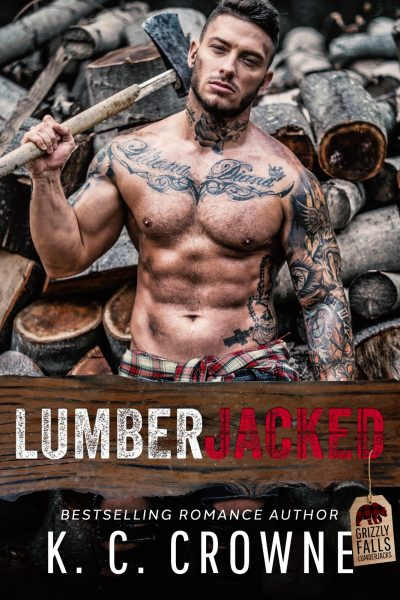 lumberjacked book cover