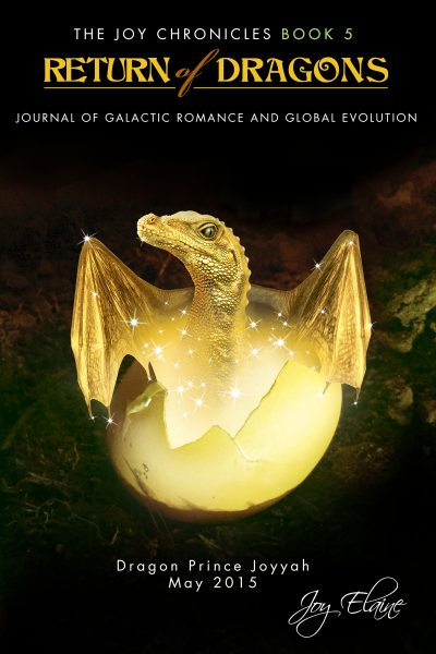 Featured Post: Return of Dragons: Journal of Galactic Romance and Global Evolution by Joy Elaine