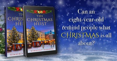 Featured Post: The Christmas Heist by Kimberly Hammer