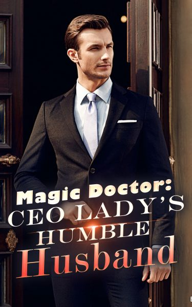 magic doctor ceo book cover