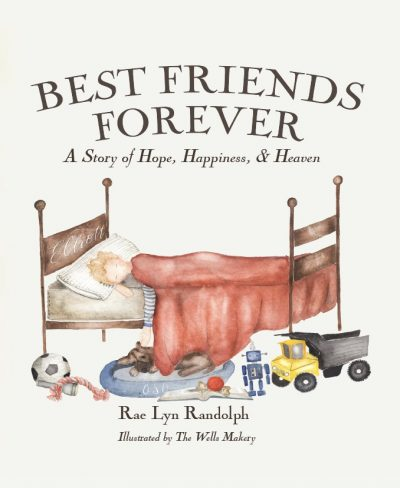 best friends book cover