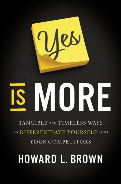 yes is more book cover