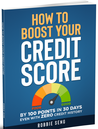 credit score book cover
