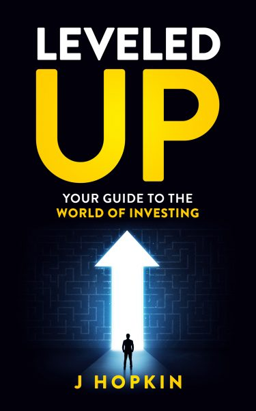 level up business book cover