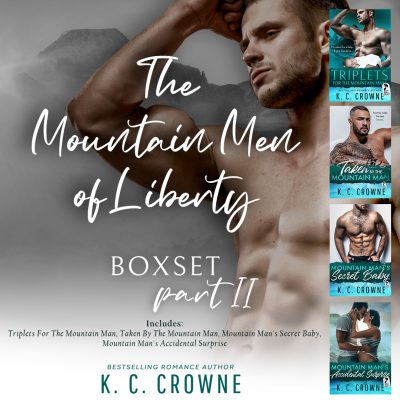 Featured Post: Mountain Men of Liberty Series by K.C. Crowne