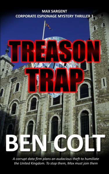 Treason Trap book cover
