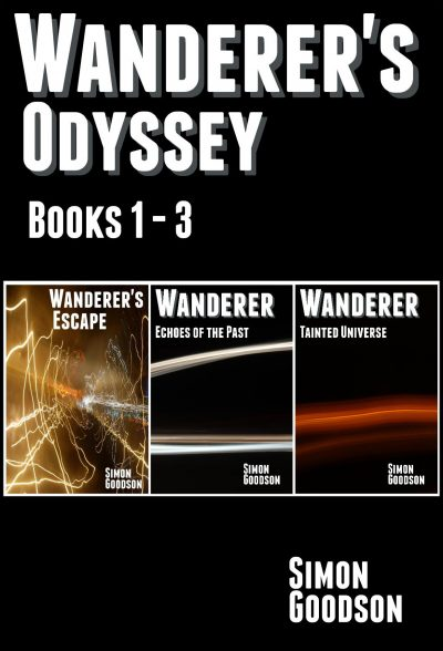 Featured Post: The Epic Space Opera Series Begins by Simon Goodson