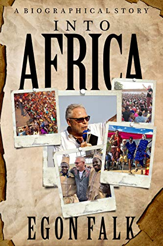 into africa book cover