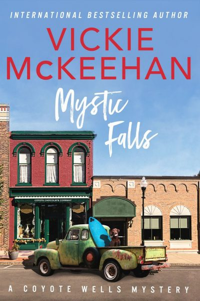 Featured Post: Mystic Falls by Vickie McKeehan