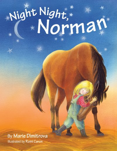 Featured Post: Night Night, Norman by Marie Dimitrova
