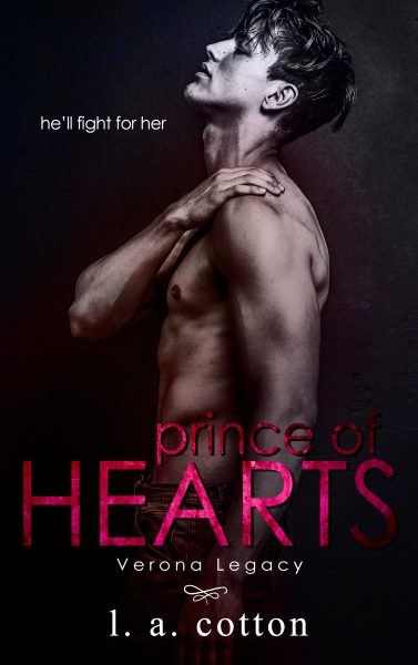 Featured Post: Prince of Hearts by L A Cotton