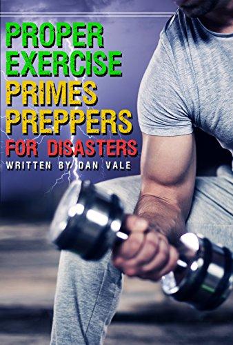 prepper exercise book cover