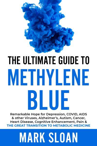 Methylene Blue book cover