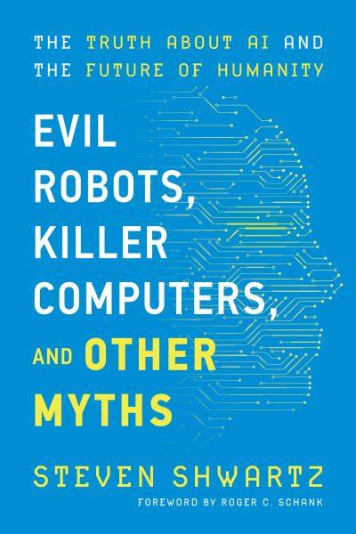 evil robots book cover
