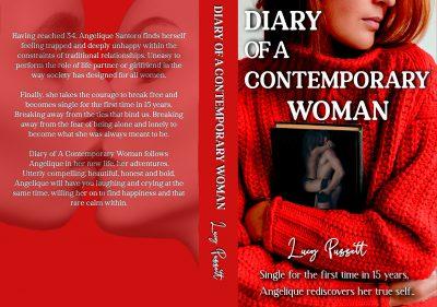 comtemp woman book cover