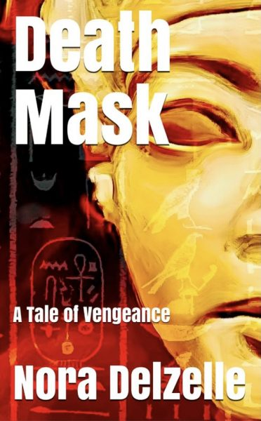 death mask book cover