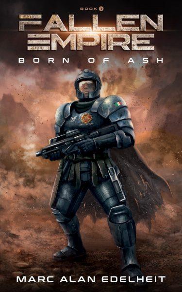 fallen empire book cover