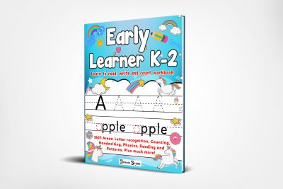 early learning book cover