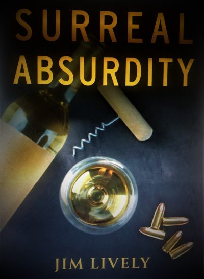 surreal absurdity book cover