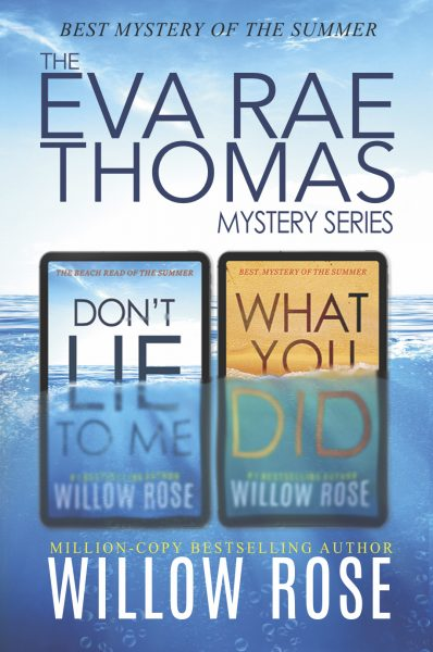 Featured Post: The Eva Rae Thomas Mystery Series: Book 1-2 by Willow Rose