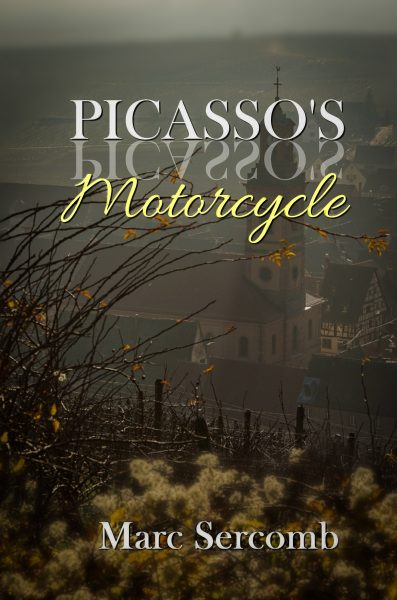 Featured Post: Picasso's Motorcycle by Marc Sercomb