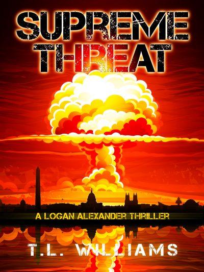Featured Post: Supreme Threat – A Logan Alexander Thriller by T.L. Williams